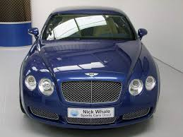 blue bentley interior bentley continental gt diamond edition nick whale sports cars