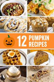 get inspired by this seasonal pumpkin recipes roundup jessica gavin