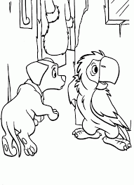 102 dalmatians coloring pages coloring