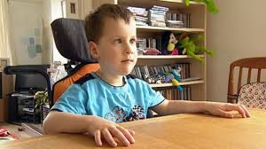 Plymouth Herald News Desk Comet Rejects Plymouth Cerebral Palsy Boy U0027s 500 Gift Card Bbc News