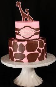 safari giraffe baby shower cake safari giraffe baby shower cake
