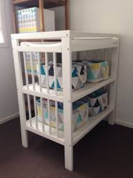 Changing Table Storage Best 25 Changing Table Storage Ideas On Pinterest Organizing Best