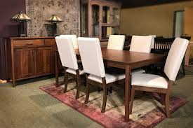 solid wood dining room sets dining room furniture amish furniture gallery custom built