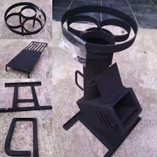 kompor kayu inovasi rocket stove for sale portable rocket