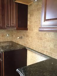 photos hgtv light blue yellow tile kitchen backsplash idolza