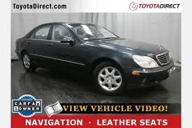 mercedes of columbus used mercedes s class for sale in columbus oh edmunds