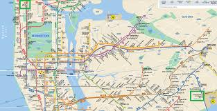 New York Train Map 4 Train Map My Blog