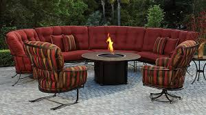 Outdoor Patio Furniture Sectionals Sectional Zenna Outdoor Sectional Sofa Set Outdoor Furniture
