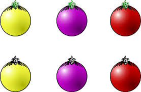 free vector graphic ornaments balls glass free
