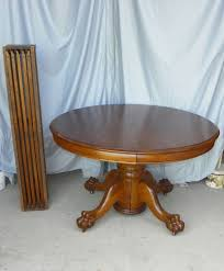 Antique Round Dining Tables Bargain John U0027s Antiques Blog Archive American Antique Round Oak