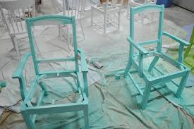 painting dining room chairs painting dining room chairs blue dining chairs painted