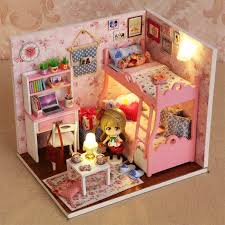 Dollhouse Bed For Girls by Pink Bunk Beds For Girls Promotion Shop For Promotional Pink Bunk