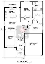 House Plans With Breezeway And Attached Garage Small Walkout
