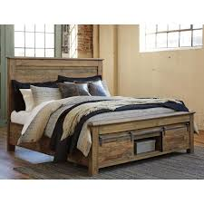 City Furniture Beds Signature Design By Ashley Sommerford California King Panel