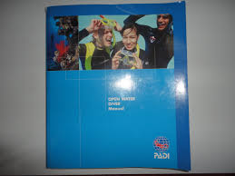 padi open water diver manual 2006 edition drew richardson