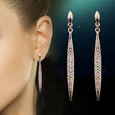 diamond stud earrings on sale vintage cubic zirconia stud earrings wholesale silver gold