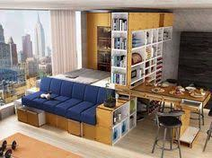 small studios small studio apartment loft 16 totally feasible loft beds for