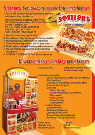 jolliant cart information