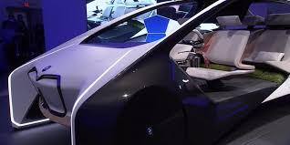 futuristic cars interior bmw i inside future concept car business insider