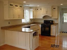 oak kitchen cabinet refacing kitchen cabinets were refaced from dated oak to white