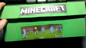 Valentine Decorated Boxes Ideas by Minecraft Valentine U0027s Day Box Youtube