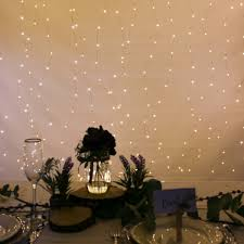 curtain lights 2m x 2m copper curtain wire light 400 warm white leds