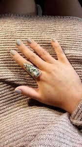 kendra wedding ring kenny chocolate arrowhead ring adjustable kendra