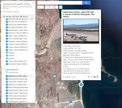 Google Map Of Mexico by Airports Of Mexico And Central America Now On Google Maps