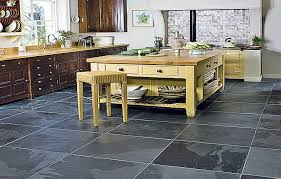 Kitchen Floor Design Ideas Tiles Slate Flooring For Kitchen Flooring Designs