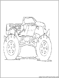 monster trucks coloring pages truck coloring pages free printable colouring pages for kids to