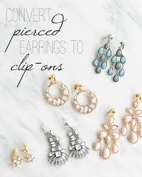 cheap clip on earrings diy clip on earrings zeige earrings