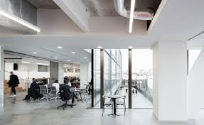 making a modern office matheson whiteley and bdg transform sea