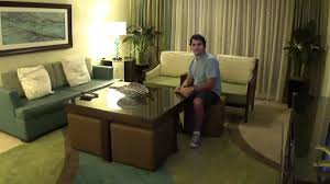 presidential room wyndham panama city beach resort youtube