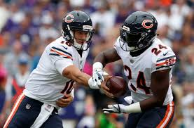 Chicago Bears Chicago Bears Statistical Breakdown Running Backs