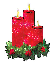 Christmas Decorations Outdoor Candles by Amazon Com Impact Innovations Christmas Shimmer Lighted Window
