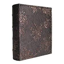 photo albums that hold 5x7 pictures yepmax vintage 5 x 7 pocket photo albums peony flowers