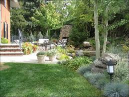 backyard garden designs unique large backyard seating ideas