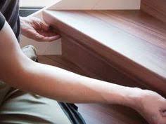 treppen laminat verlegen laminat auf treppen verlegen montagekleber auftragen foto bhk