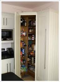 Pantry Kitchen Cabinet Modern Two Tone Kitchen Cabinets Kitchen Dreaming Pinterest