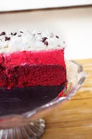 frost u0026 serve red velvet mousse cake recipe