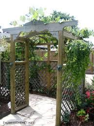 223 best garden structures arbors trellises pergolas walls