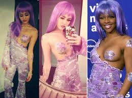Miley Cyrus Halloween Costumes Halloween 2013 Miley Cyrus Lil Kim Boldsky