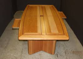 solid cherry wood conference tables custom