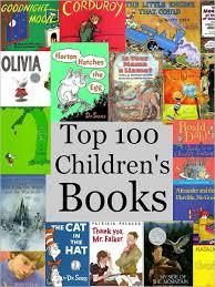 100 Best Children S Books A List Of Reading At School