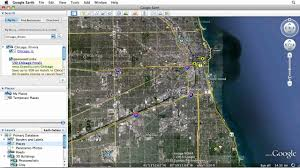 Google Maps Chicago Il by Learn Google Earth Navigation Youtube