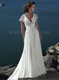 robe de mariã e sur mesure pas cher robe de mariée plage robe pas cher col en v sur mesure empire prix