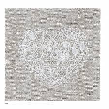 réparateur de canapé réparateur de canapé unique serviettes en papier grise motif coeur