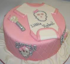 amazing baby shower cakes for girls design 84 for baby shower