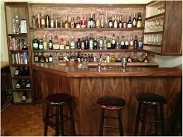 lofty ideas home bar shelves unique shelving design pictures bars