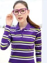 online get cheap ladies long sleeve polo shirts aliexpress com